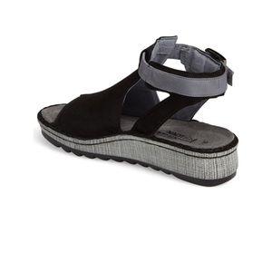 Naot Verbena Sandal New In Box, 38